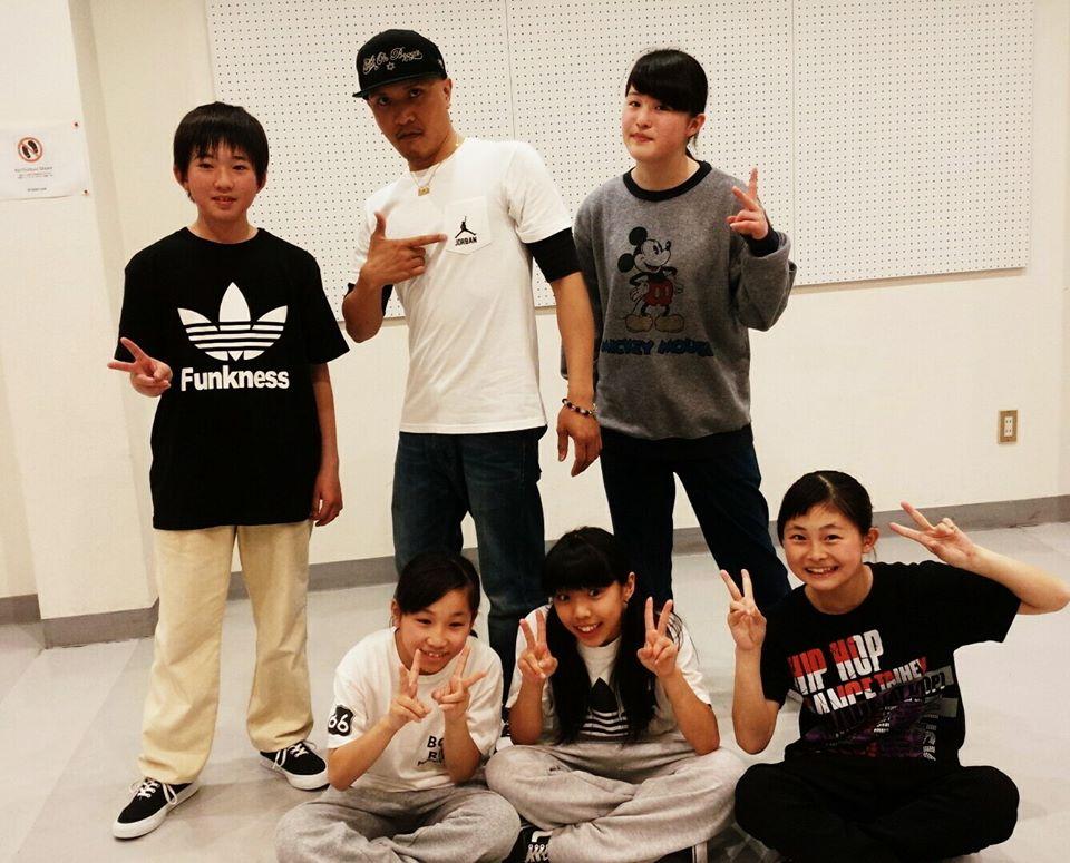 土浦市でダンススクールはスタジオリンク